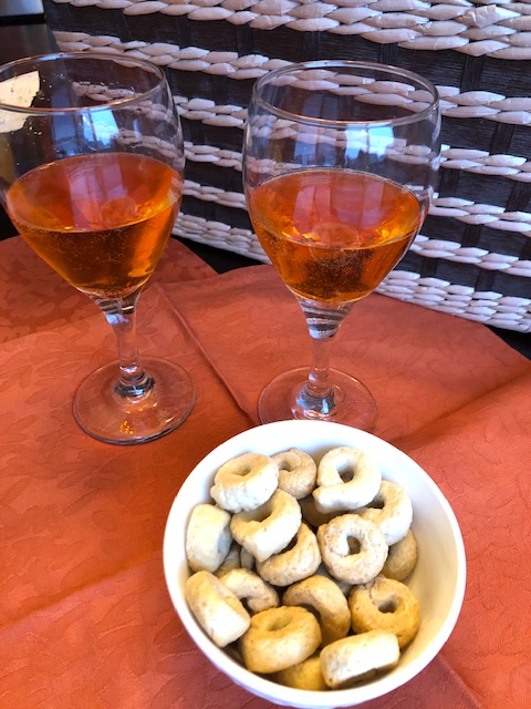 directions to prepare spritz at home