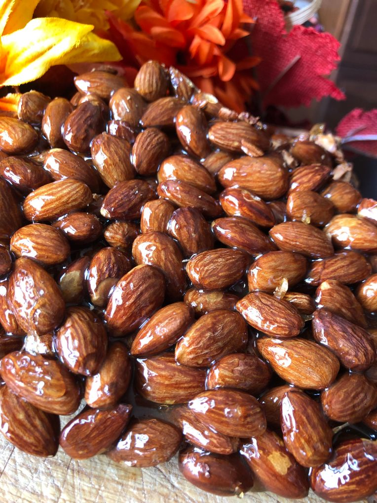 almonds croccante